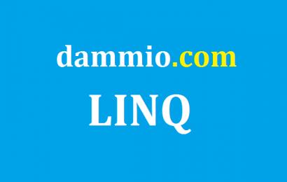 [LINQ] Phần 9: Các toán tử truy vấn chuẩn trong LINQ 2