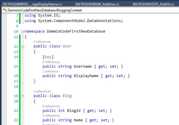 [Entity Framework] Phần 3:  Viết mã nguồn trước, tạo mới cơ sở dữ liệu sau (Code First to a New Database)