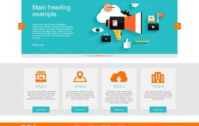 [HTML/HTML5] Phần 24: Bố cục trang web HTML cơ bản