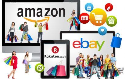Vì sao người Việt ưa thích mua sắm qua Amazon và eBay