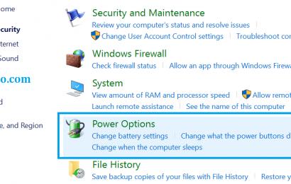 Sửa lỗi Full Disk 100% trên Windows 10