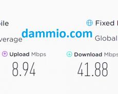 Số liệu về tốc độ Internet Việt Nam và thế giới đầu năm 2018