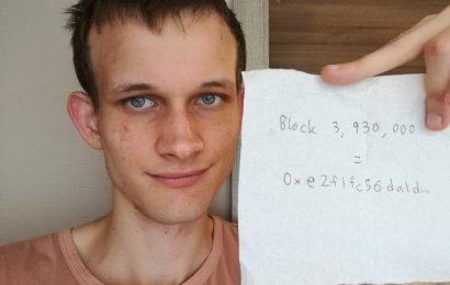 Vitalik Buterin, người tạo ra Ethereum cảnh báo tiền ảo có thể về 0