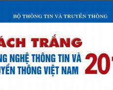 Dự kiến tháng 10/2018 sẽ là thời điểm phát hành Sách Trắng CNTT-TT Việt Nam
