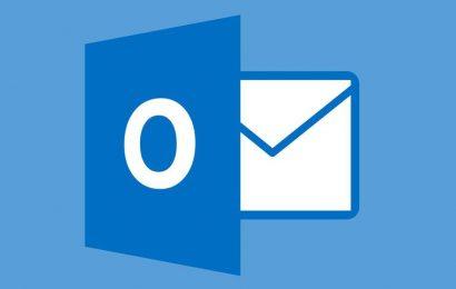 Danh sách đầy đủ các phím tắt trong Microsoft Outlook 2016
