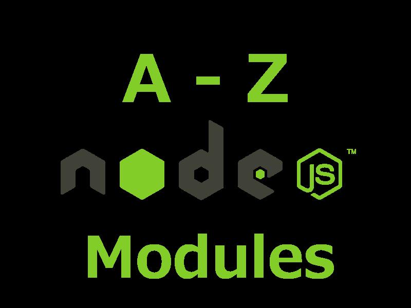 Danh sách các module được tích hợp sẵn trong Node.js