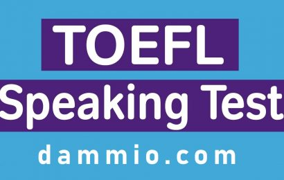 Để đạt được TOEFL Speaking > 26 điểm, bạn cần phải làm gì?