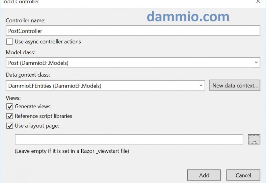 [Entity Framework] Phần 6: Sử dụng chú thích dữ liệu (Data Annotation)