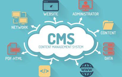 Tìm hiểu tổng quan về hệ quản trị nội dung