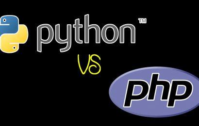 Thử nghiệm tốc độ kết nối tới server MySQL của 2 ngôn ngữ PHP và Python